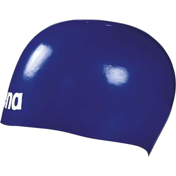 Шапочка для плавания Arena Moulded Pro Ii арт. 001451701, темно-синий, силикон