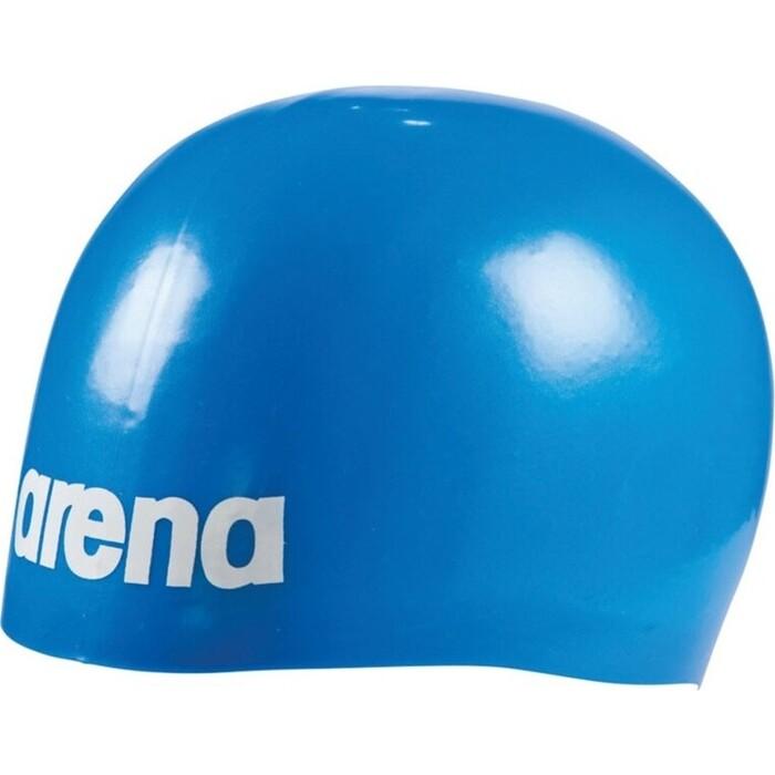Шапочка для плавания Arena Moulded Pro Ii арт. 001451721, голубой, силикон