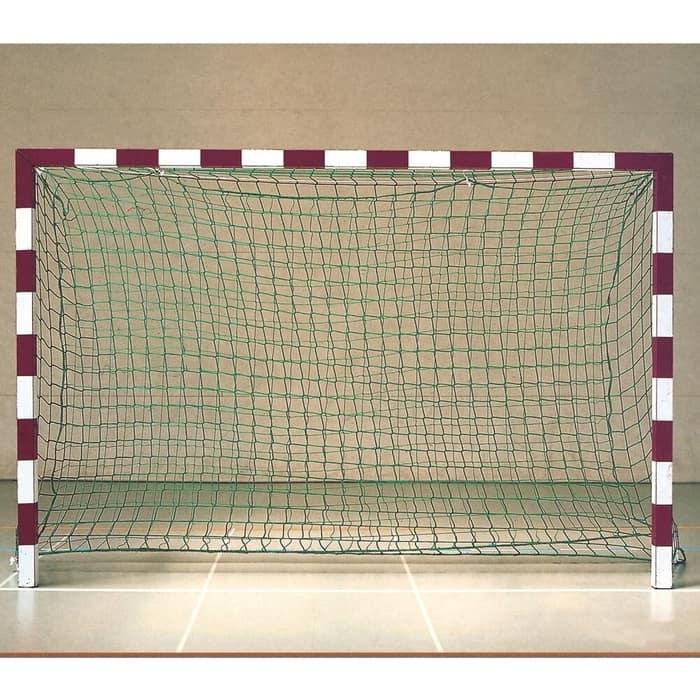 Сетка-гаситель гандбол El Leon De Oro арт. 10449530002, a/3.5 b/2.2 м, 3мм ПП зел.ТОЛЬКО УП.2ШТ