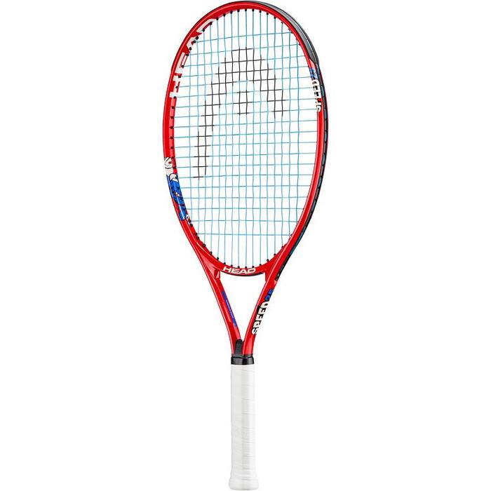 Ракетка для большого тенниса Head Speed 21 Gr05, арт. 236628, 4-6 лет, алюминий, со струнами, красно-син-белый
