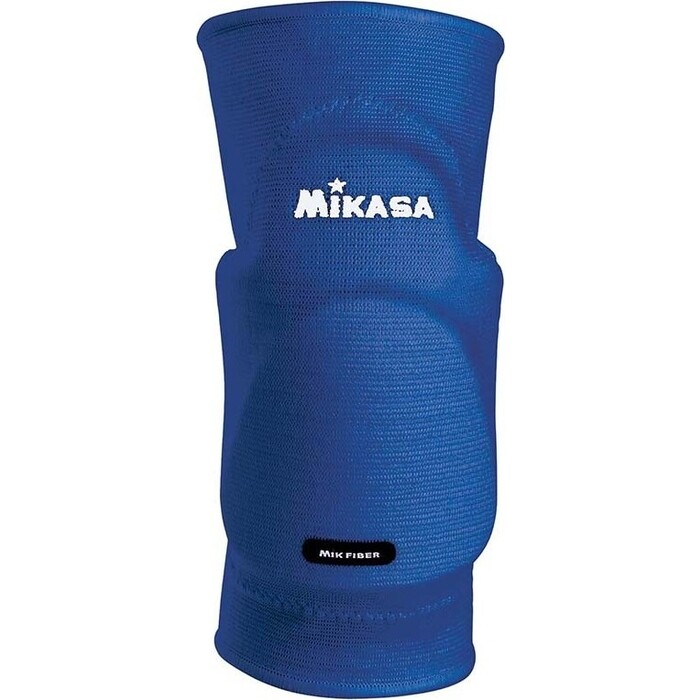 Наколенники спортивные Mikasa арт. MT6-029, размер Senior, ярко-синие