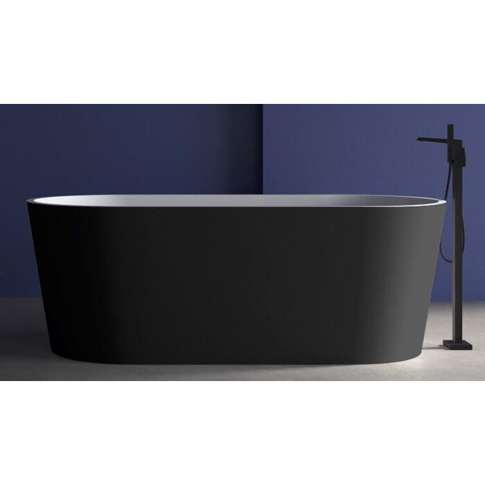 Акриловая ванна Abber 170х80 на каркасе (AB9209B)