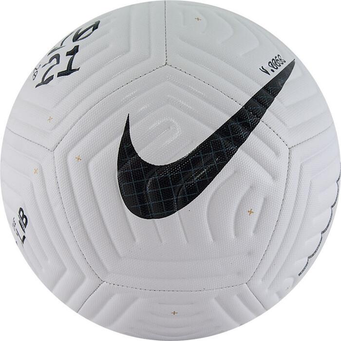 Мяч футбольный Nike Club арт. CN5448-100, р. 5, 12п, FIFA Quality, ТПУ, маш.сш, бело-черный