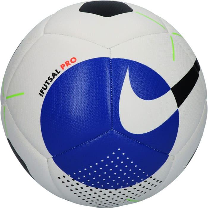 Мяч футзальный Nike Pro арт. SC3971-101, р. 4, 12пан, мат. ТПУ, FIFA PRO, маш.сш, бело-черно-синий