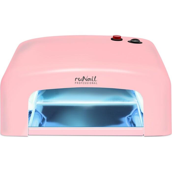 Лампа UV Runail GL-515 розовый