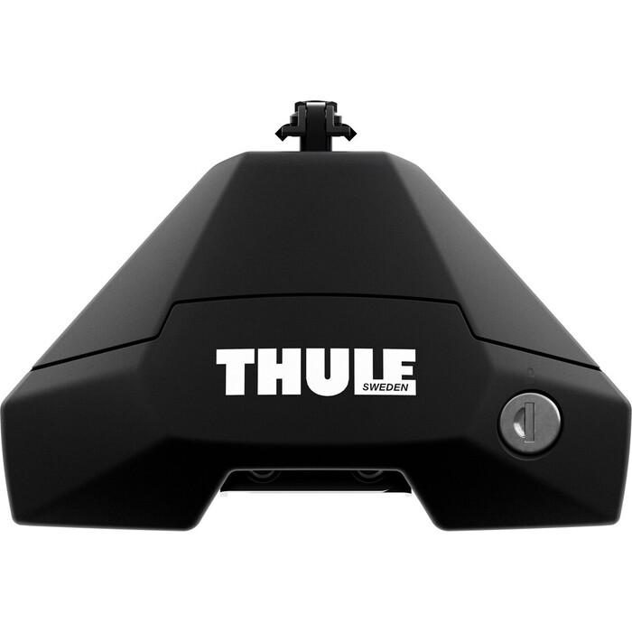 Упоры Thule Evo для автомобилей с гладкой крышей (с замками) (710500)