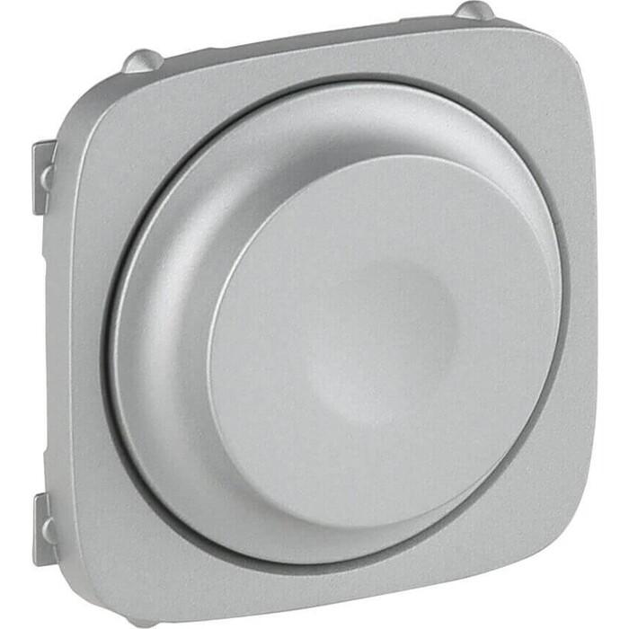 Лицевая панель Legrand Valena Allure светорегулятора поворотного алюминий 752047