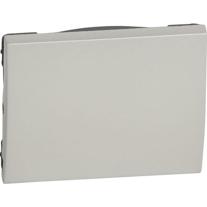 Лицевая панель Legrand Galea Life выключателя одноклавишного перламутр 771510