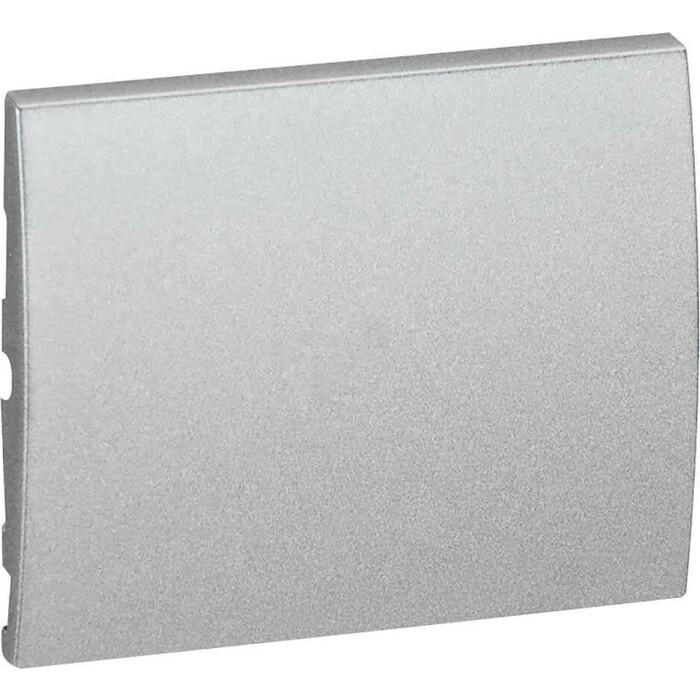 Лицевая панель Legrand Galea Life выключателя алюминий 771310