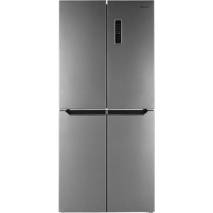 Холодильник Weissgauff WCD 337 NFX