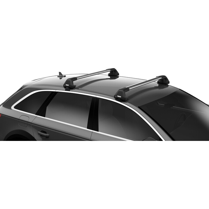 Багажник Thule WingBar Edge для KIA Soul 5-dr Hatchback, 14-18 (With glass roof)