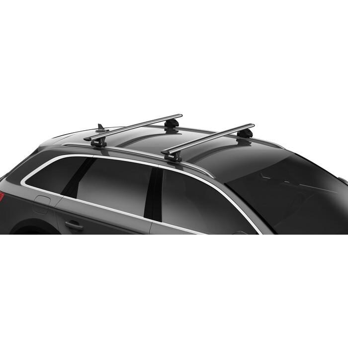 Фото - Багажник Thule WingBar EVO для KIA Sportage 5-dr SUV, 10-16 led модули дхо power led upgrade kia the suv sportage exled для kia sportage iv 2016