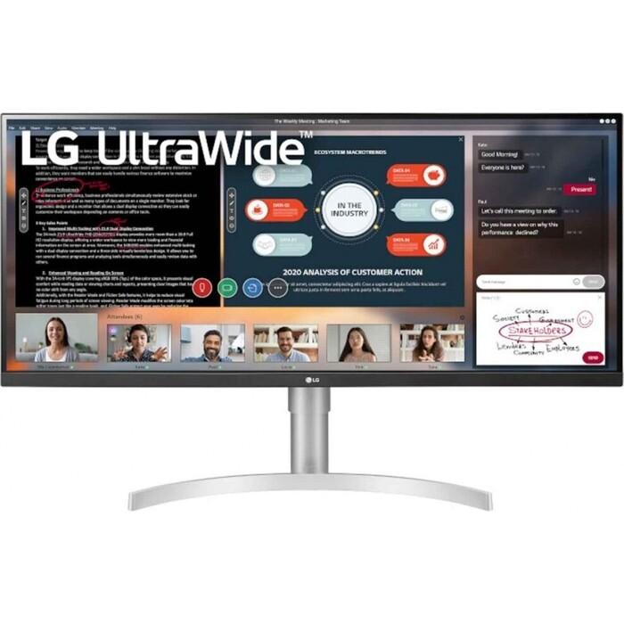 Монитор LG 34WN650-W