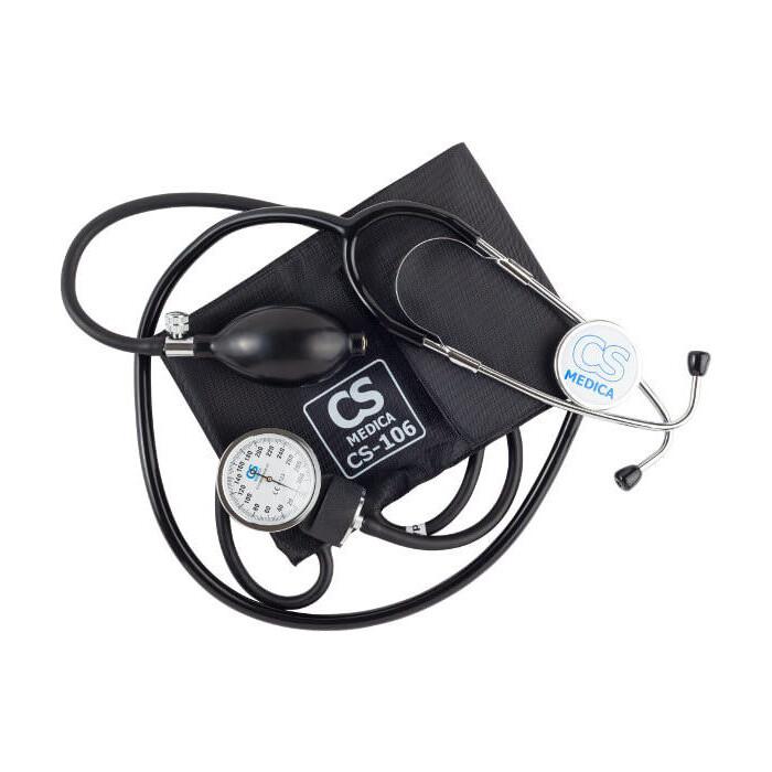 Тонометр CS MEDICA CS-106 + фонендоскоп