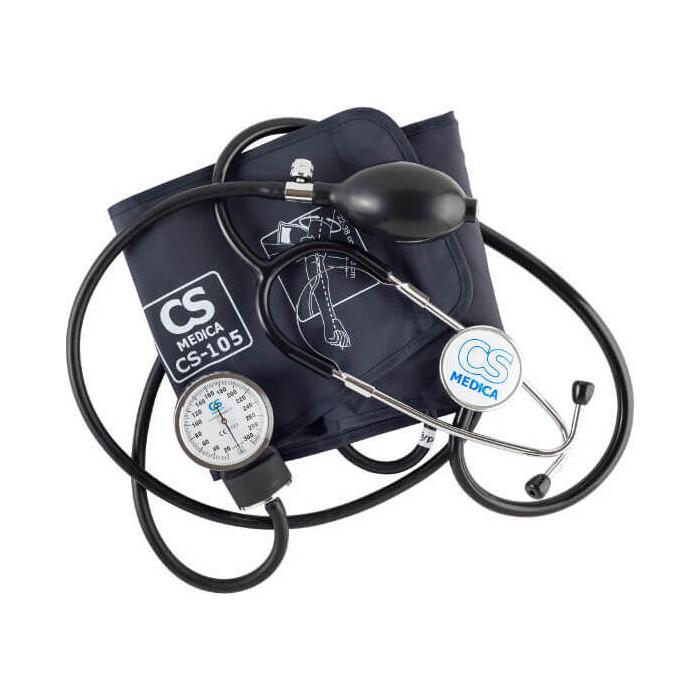 Тонометр CS MEDICA CS-105 + фонендоскоп