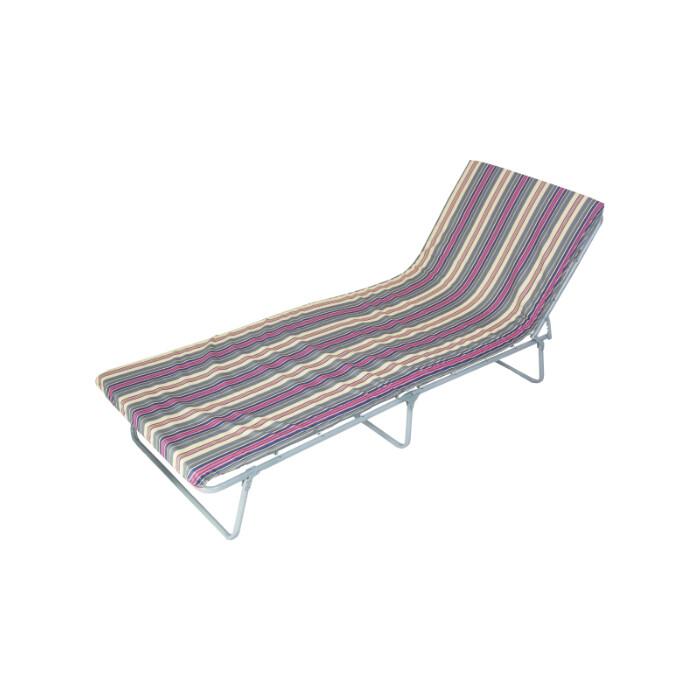 Кровать раскладная Ольса Стефания мягкая лист 50 мм каркас антрацит/ткань разноцветная с404 мягкая мебель раскладная