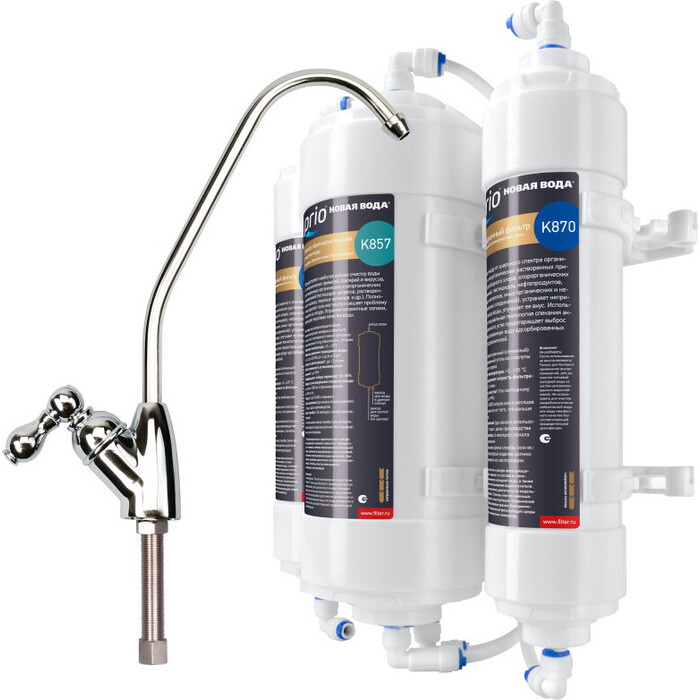 Система обратного осмоса Новая Вода Econic Osmos Stream OD310