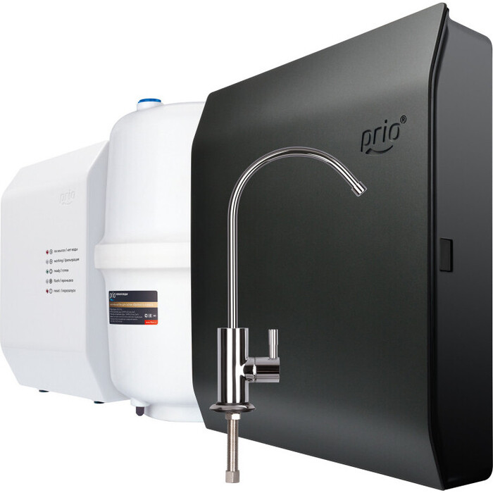 Система обратного осмоса Новая Вода Expert Osmos MO600