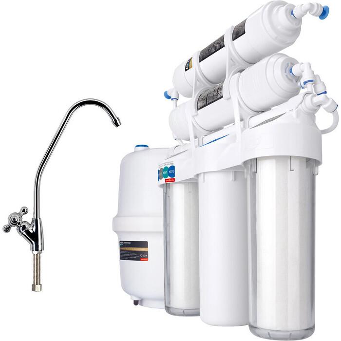 Система обратного осмоса Новая Вода Praktic Osmos OU500