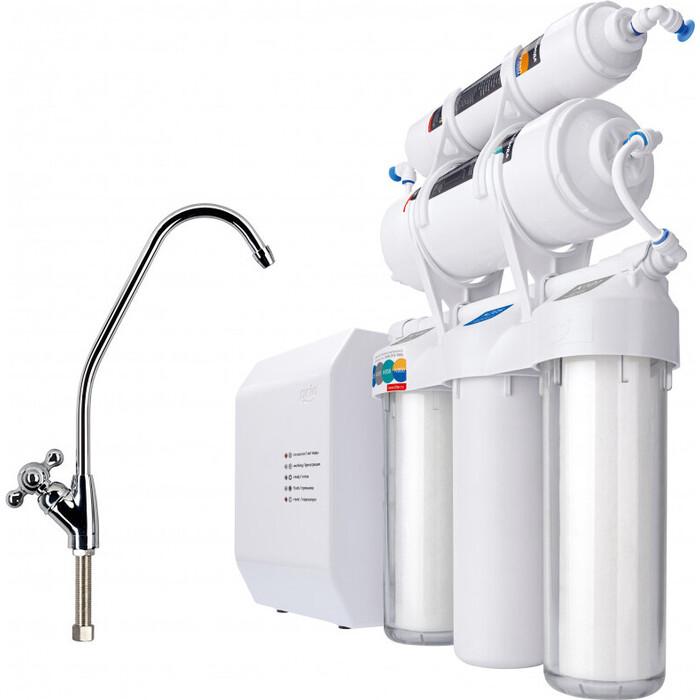 Система обратного осмоса Новая Вода Praktic Osmos OUD600