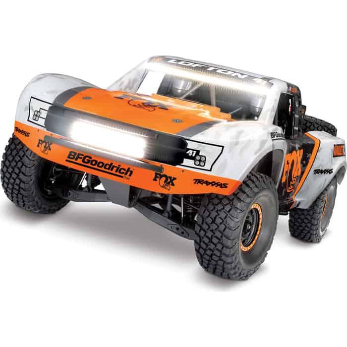 Радиоуправляемая машина TRAXXAS Unlimited Desert Racer