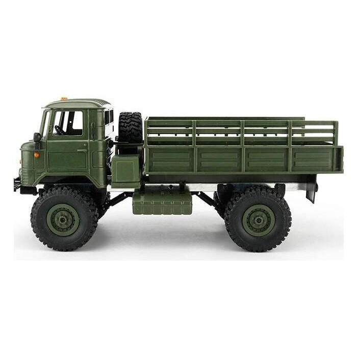 Конструктор внедорожник WPL 1/16 4WD электро - Offroad Truck KIT (набор для сборки с тюнингом)