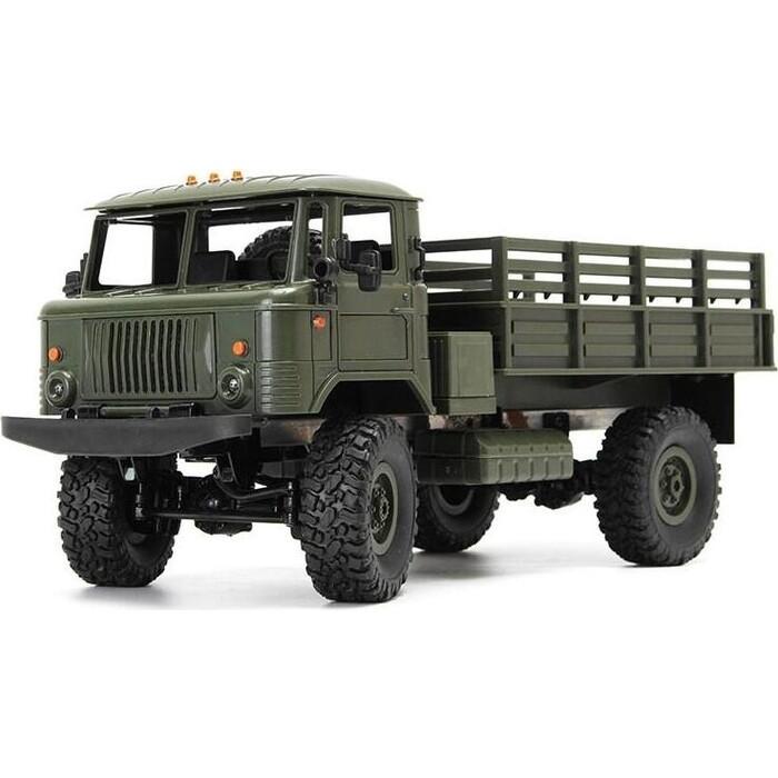 Конструктор внедорожник WPL 1/16 4WD электро - Offroad Truck RTR