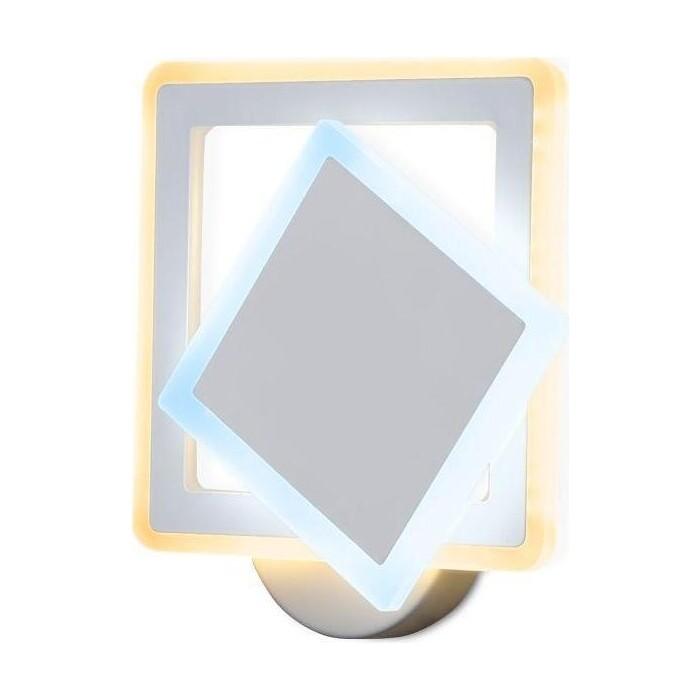 Фото - Бра Ambrella light Original FA565 настенный светильник ambrella light fa565 wh s белый песок 13 вт