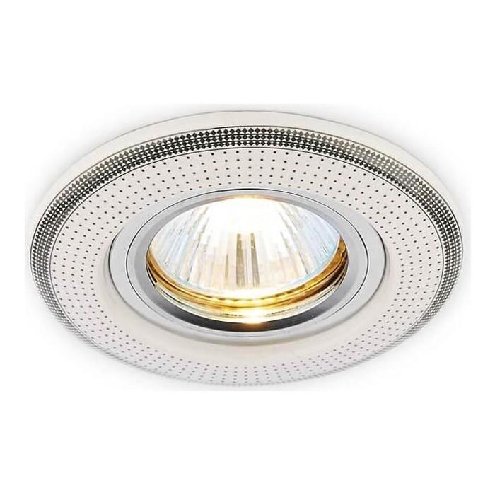 Светильник Ambrella light Встраиваемый Ceramo D5531 W/BK