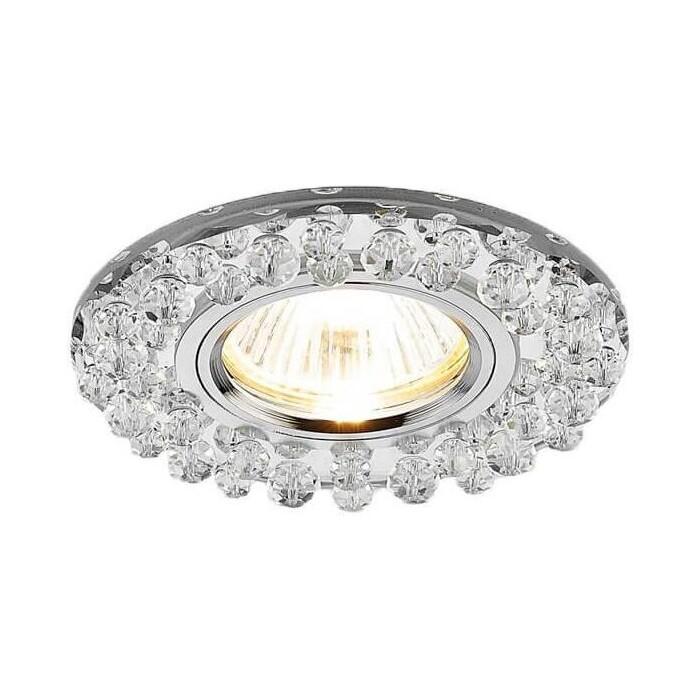 Светильник Ambrella light Встраиваемый Crystal K230 CH