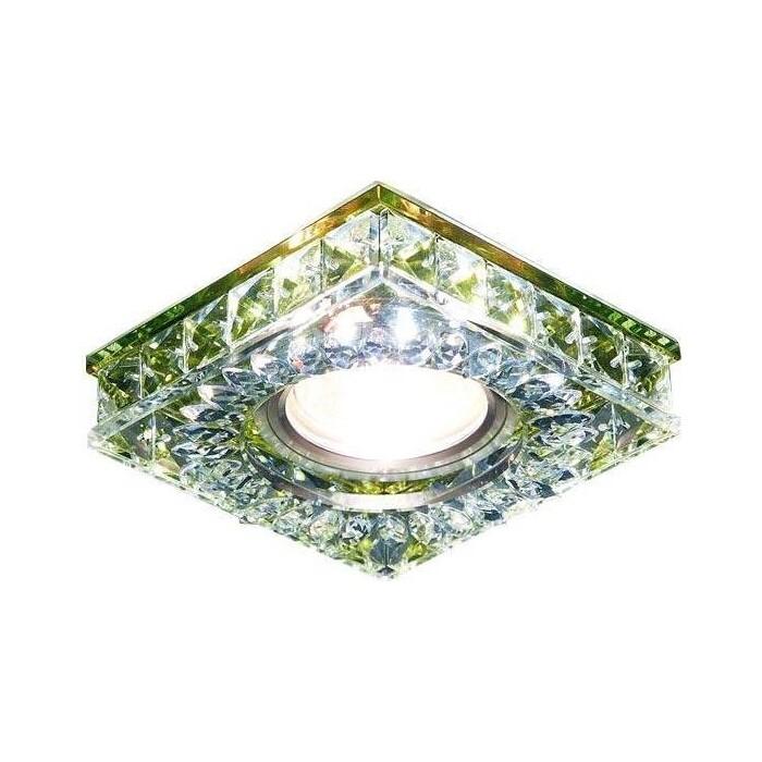 Светильник Ambrella light Встраиваемый Crystal Led S251 GD
