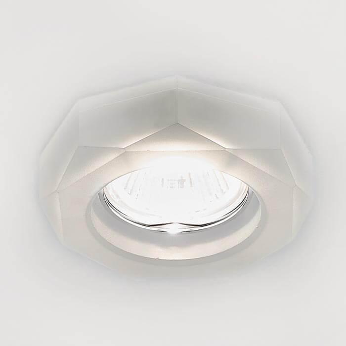 Светильник Ambrella light Встраиваемый Desing D9120 W