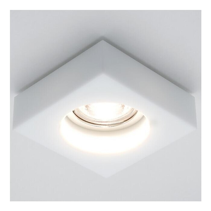 Светильник Ambrella light Встраиваемый Glass D6120 Milk