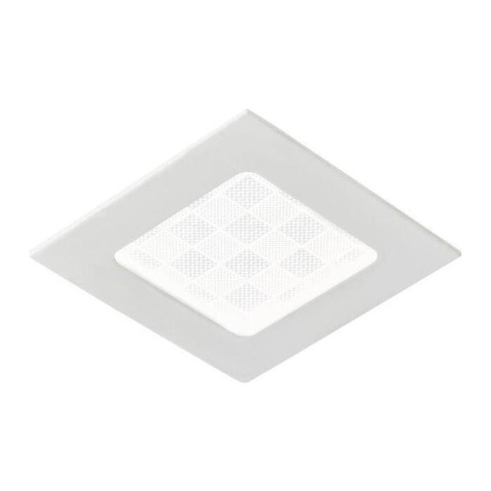 Светильник Ambrella light Встраиваемый светодиодный Led Downlight S502 W