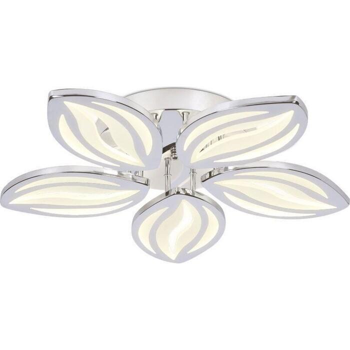 Люстра Ambrella light Потолочная светодиодная Original FA466 панель светодиодная dlr 5w4200k d85mm a76mm ambrella light 300054