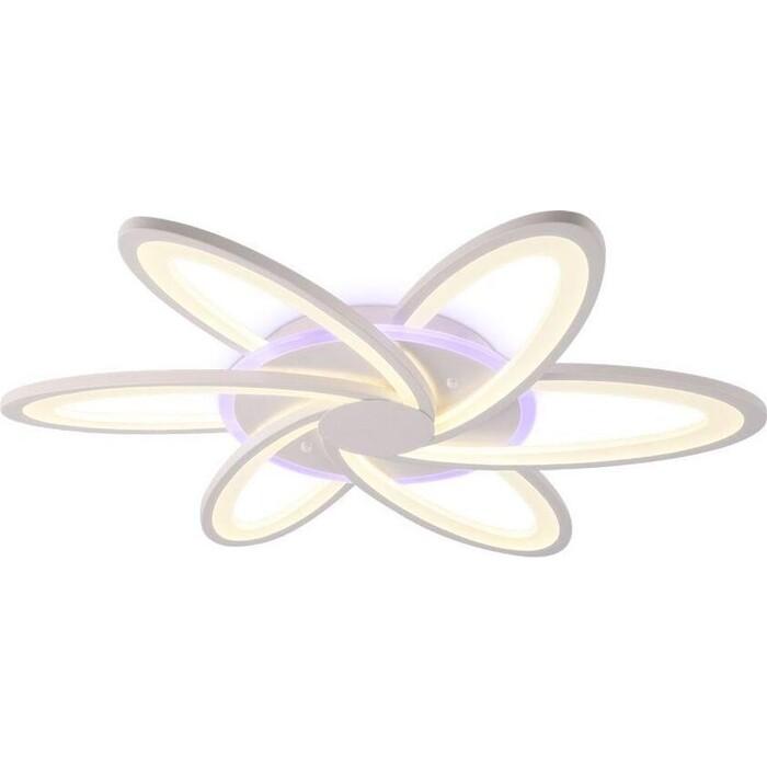 Люстра Ambrella light Потолочная светодиодная Original FA541 панель светодиодная dlr 5w4200k d85mm a76mm ambrella light 300054