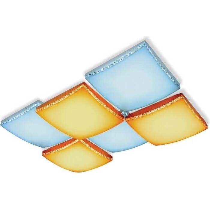 Светильник Ambrella light Потолочный светодиодный Parus FP2326 светильник ambrella light fp2356 parus