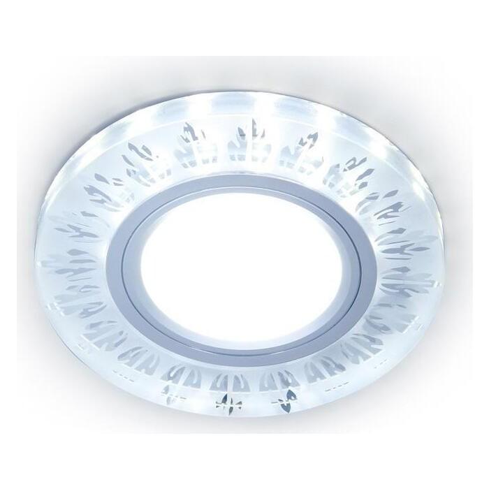 Светильник Ambrella light Встраиваемый Compo Led S216 встраиваемый светильник ambrella light compo led s211 pr wh