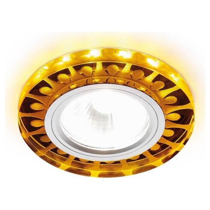 Светильник Ambrella light Встраиваемый Compo Led S219 WH/CH/YL