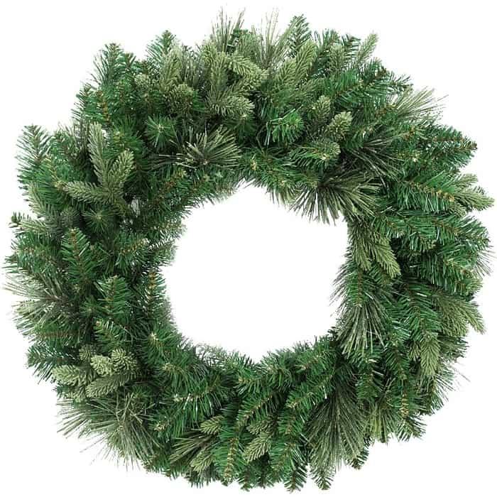Венок новогодний BEATREES Christmas mystery 76 см