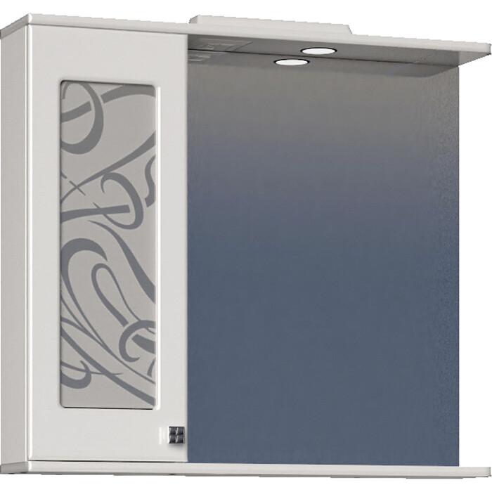 Шкаф-зеркало VIGO Provans 5-800-Л левый с подсветкой (4640027141995)
