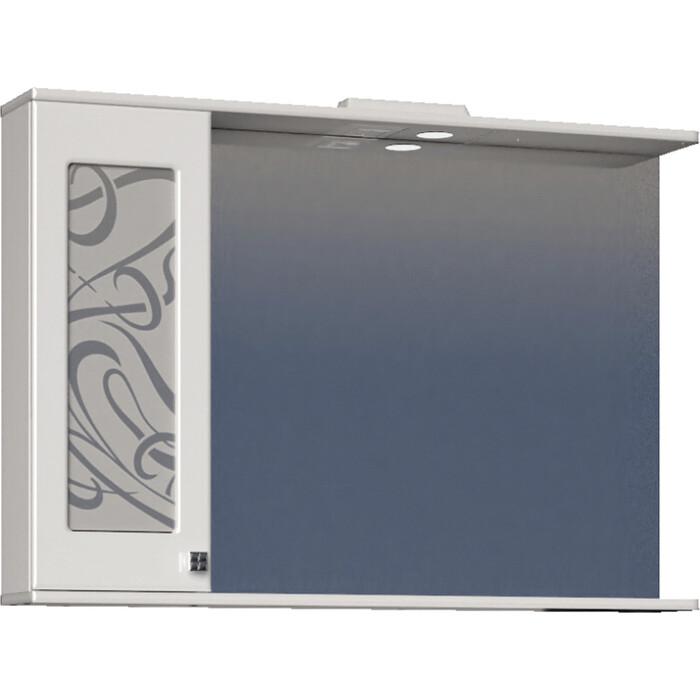 Шкаф-зеркало VIGO Provans 5-1000-Л левый с подсветкой (4640027142008)