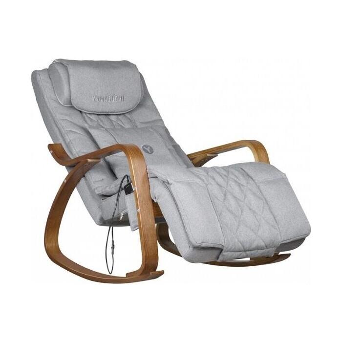Кресло-качалка массажное Yamaguchi Liberty серый