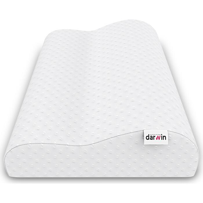 Подушка анатомическая Darwin Life 1.0 memory gel