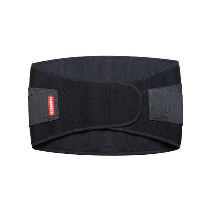 Корсет поясничный Yamaguchi Neoprene Lumbar Support (черный, размер S/M)