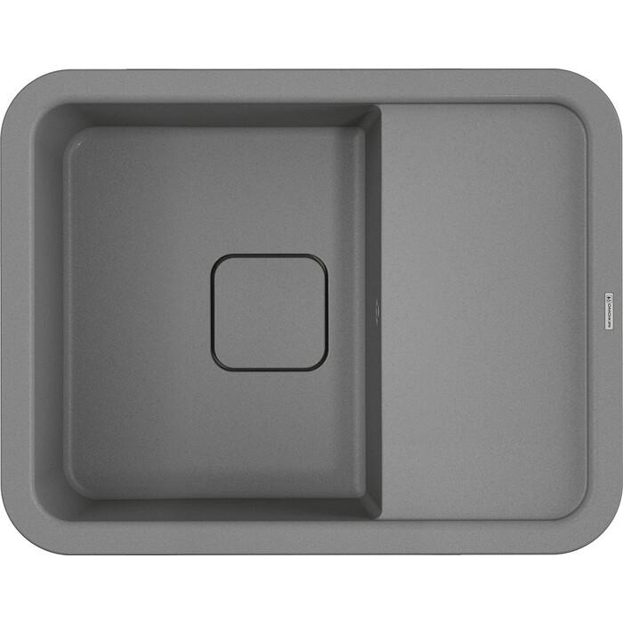 Мойка кухонная Omoikiri Tasogare 65-GR leningrad grey (4993487)