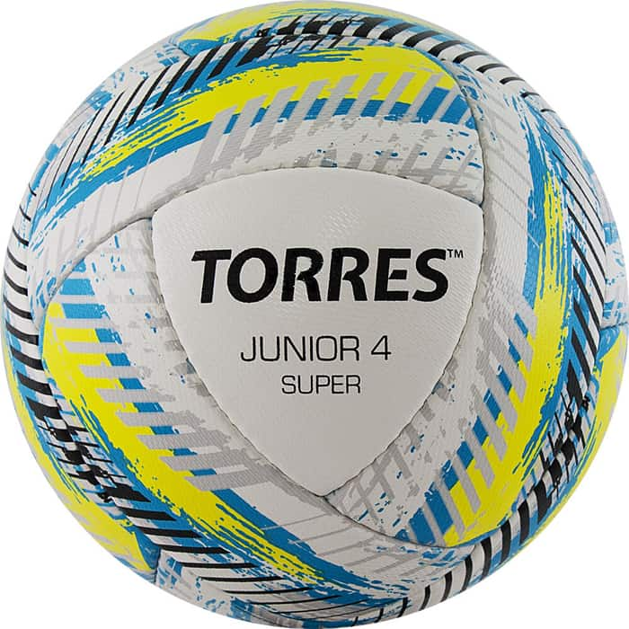Мяч футбольный Torres Junior-4 Super HS арт. F320304, р.4