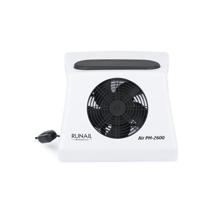 Пылесос для маникюра настольный Runail Air PM-2600