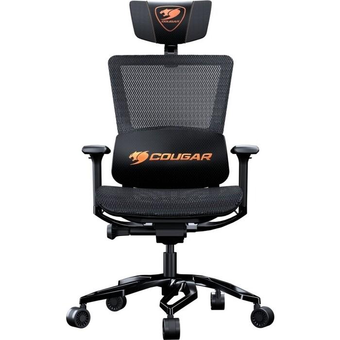 Кресло компьютерное игровое COUGAR Argo black 3MERGOCB.0001