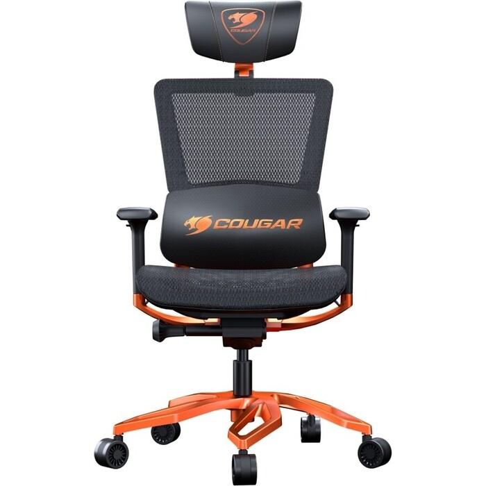 Кресло компьютерное игровое COUGAR Argo black-orange 3MERGOCH.0001